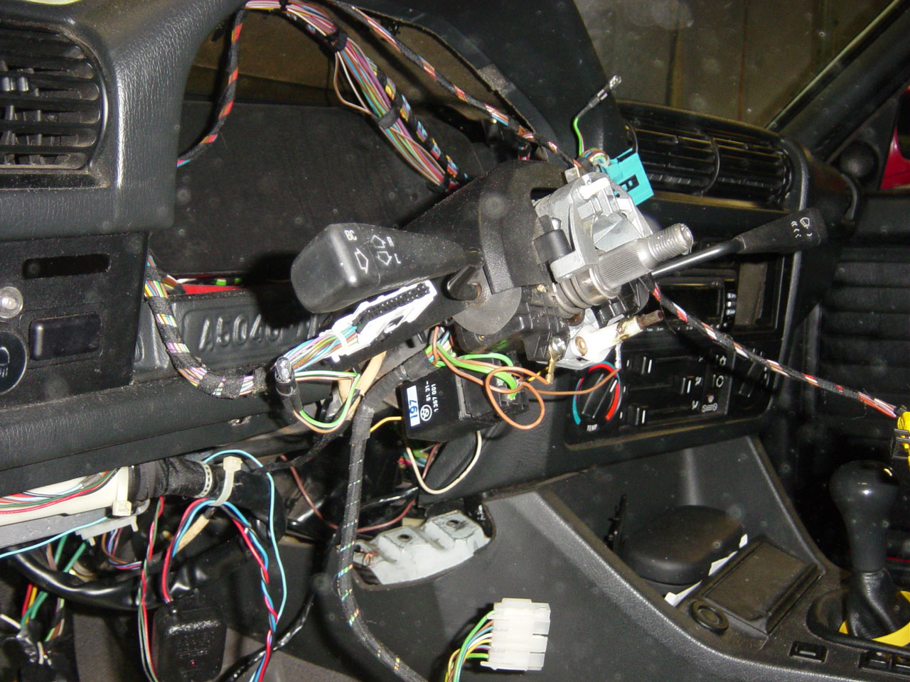 1991 Bmw 318i E30 M42 On Board Computer Obc Retrofit By Michael Wiring Diagram Pincott